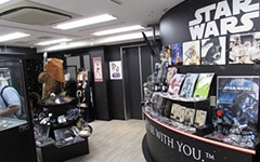 Star Wars / Kotobukiya Akihabara Store Star Wars Shop in Shop Information