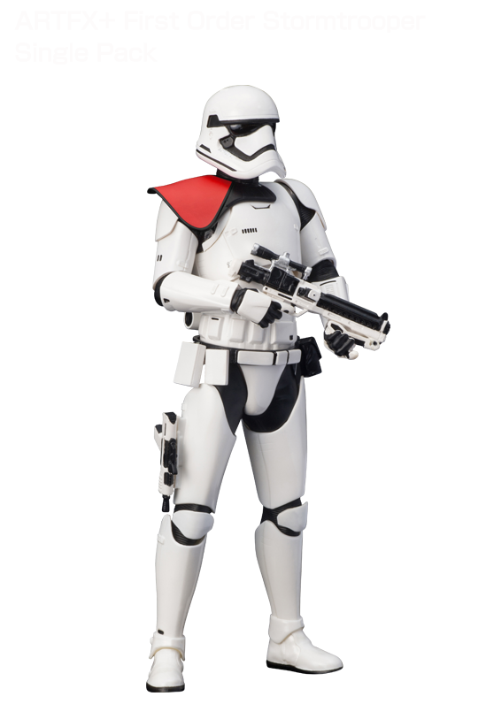 ARTFX+ First Order Stormtrooper Single Pack